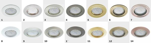Светильник Ecola Light MR16