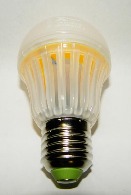Светодиодная лампа пятого поколения