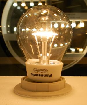 Светодиодная лампа Panasonic