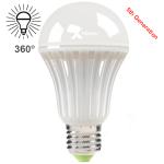 Светодиодная лампа X-flash Bulb E27 BCD P 9W 3000K 220V 360° 5th Generation