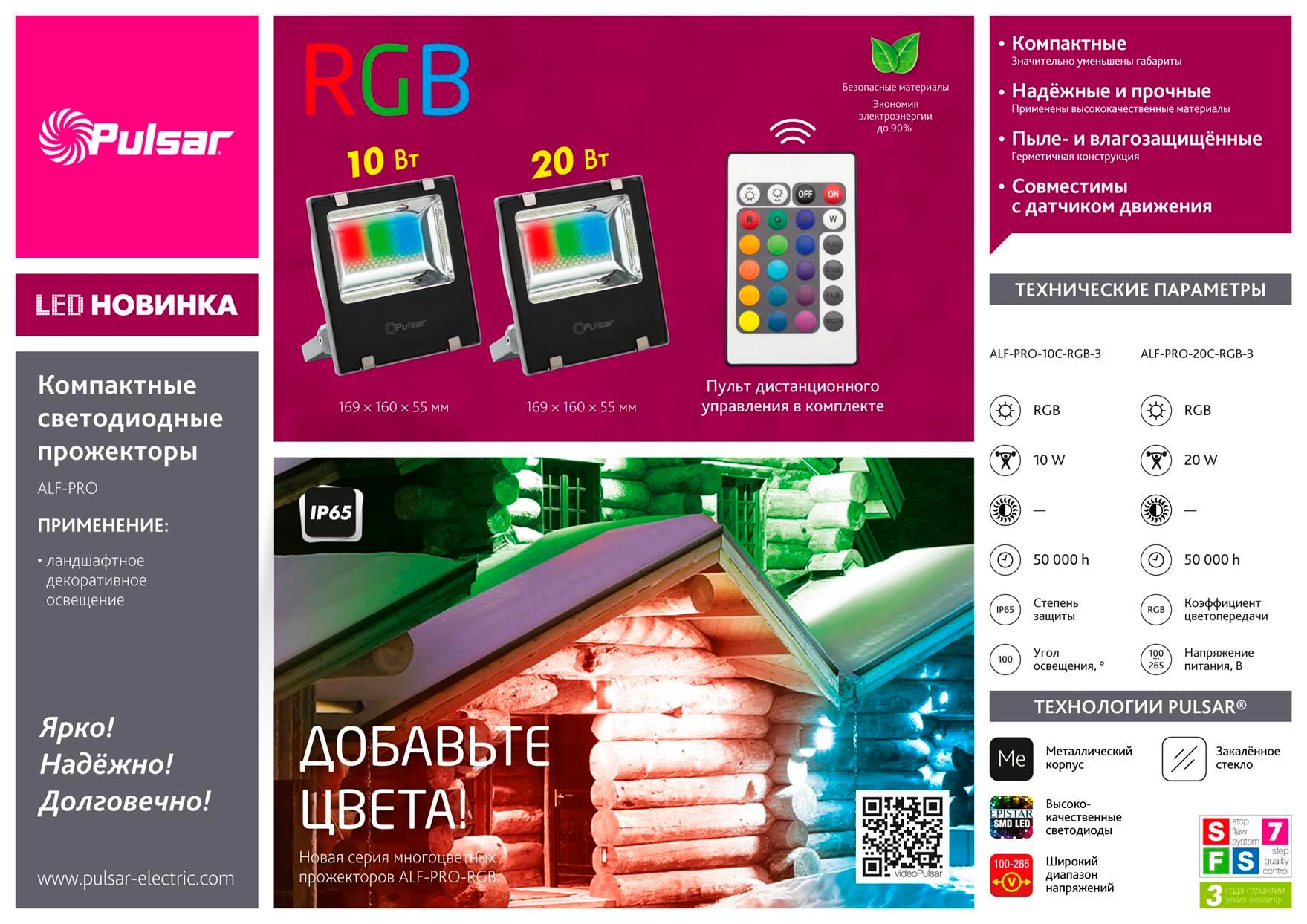 RGB Projectors