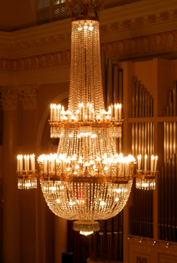 Светодиодная лампа для хрустальной люстры