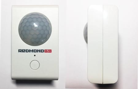 Датчик движения REDMOND RG-D31S обзор