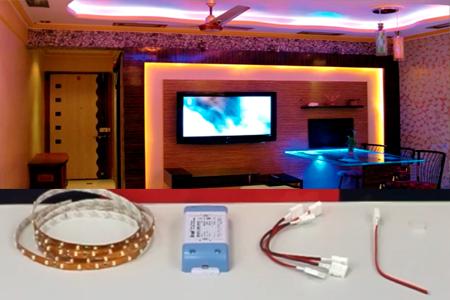 Светодиодная лента для комнат