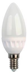 Светодиодная лампа Ecola с матовой колбой