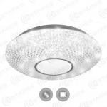 Управляемый светодиодный светильник AKRILIKA 60W R-520-CLEAR/WHITE-220-IP20 MAYSUN