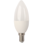 Ecola Light candle LED 7,0W 220V E14 4000K свеча (композит) 105x37