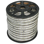 Ecola LED strip 220V STD 4,8W/m IP68 10x6 60Led/m 6000K 4Lm/LED 240Lm/m лента 50м