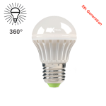 Светодиодная лампа X-flash Bulb E27 BMC P 4W 3000K 220V 360° 5th Generation