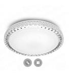 Управляемый светодиодный светильник AKRILIKA SOTA 40W Прозрачный серия ASTRELLA
