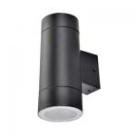Двунаправленный влагозащищенный светильник Ecola GX53 IP65 Цилиндр 8013A черный