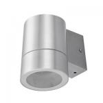 Влагозащищенный светильник Ecola для 1й лампы GX53 IP65 Цилиндр 8003A сатин-хром