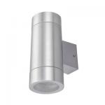 Двунаправленный влагозащищенный светильник Ecola GX53 IP65 Цилиндр 8013A сатин-хром