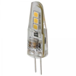 Светодиодная лампа Ecola Light G4 LED 1,5W Corn Micro 220V 2800K 35x10