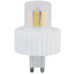 Светодиодная лампа Ecola G9  LED Premium  7,5W Corn Mini 220V 2800K 300° (керамика)