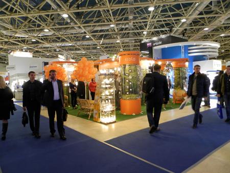 Итоги выставки interlight 2014 Moscow
