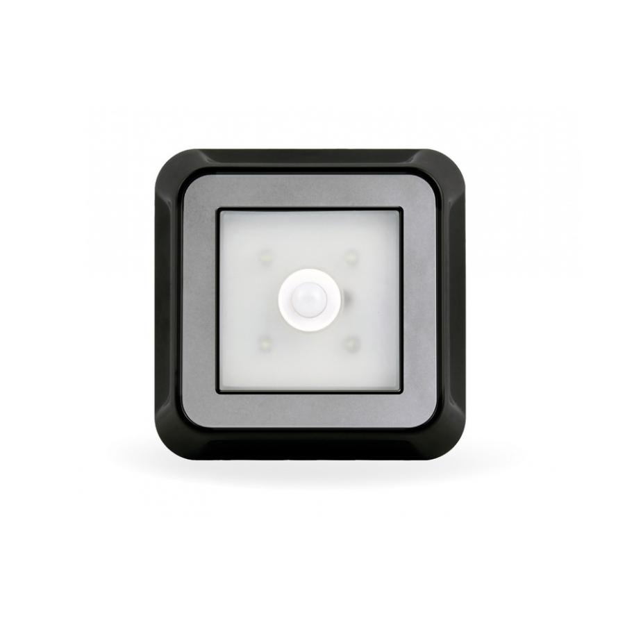 Светильник светодиодный с датчиком движения и освещенности Smartbuy SBF-4-K