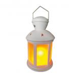 Светодиодный светильник-фонарь ARTSTYLE TL-951W с эффектом живого пламени белый