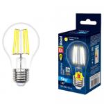 Светодиодная лампа UNIEL SKY LED-A60-10W/WW/E27/CL прозрачная 3000К
