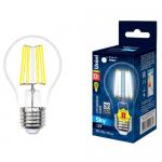 Светодиодная лампа UNIEL SKY LED-A60-10W/NW/E27/CL прозрачная 4000К